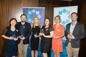 Kairros wins trifecta at the 2019 ARPA and icare CASE awards
